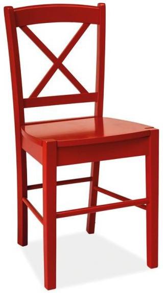 Krzesło Gosia (czerwony)