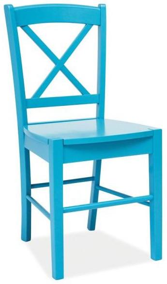 Krzesło Gosia (niebieski)
