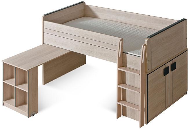 Łóżko z biurkiem Gumi G15