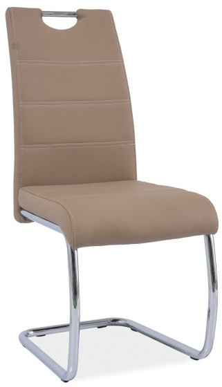 Krzesło Hermes (ciemny beż)
