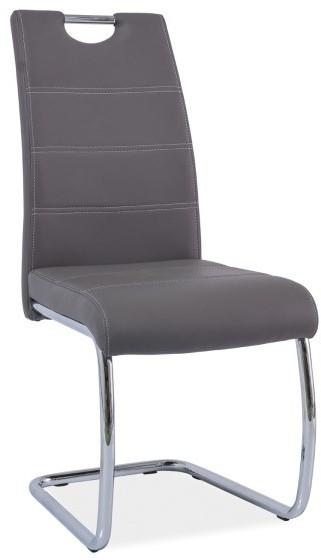 Krzesło Hermes (szary)