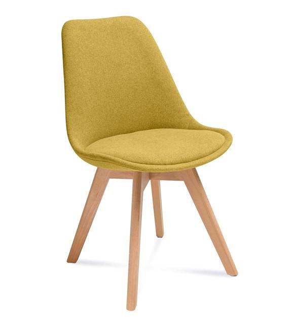 Krzesło Adam (żółty)
