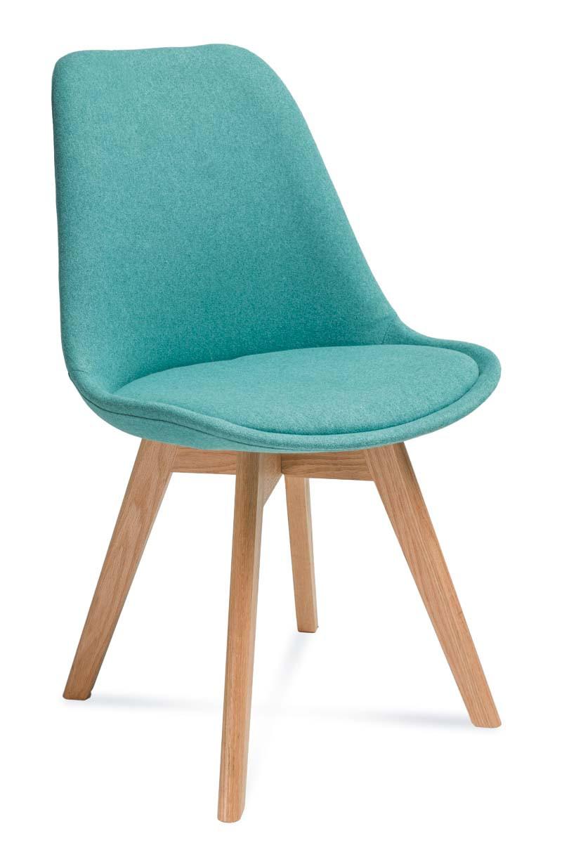 Krzesło Adam (turkus)