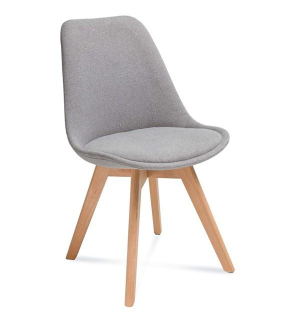 Krzesło Adam (srebrny)