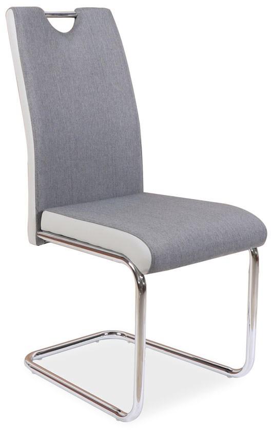 Krzesło Kacper (szary)