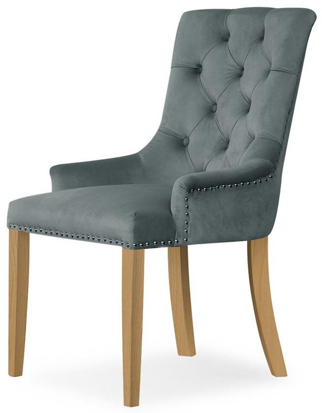 Krzesło Ludwik (szary)