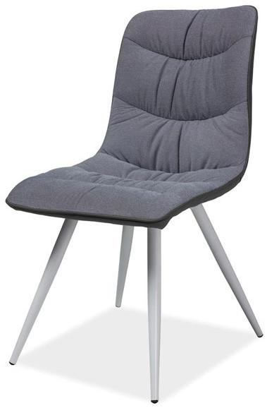 Krzesło Kasper (szary)