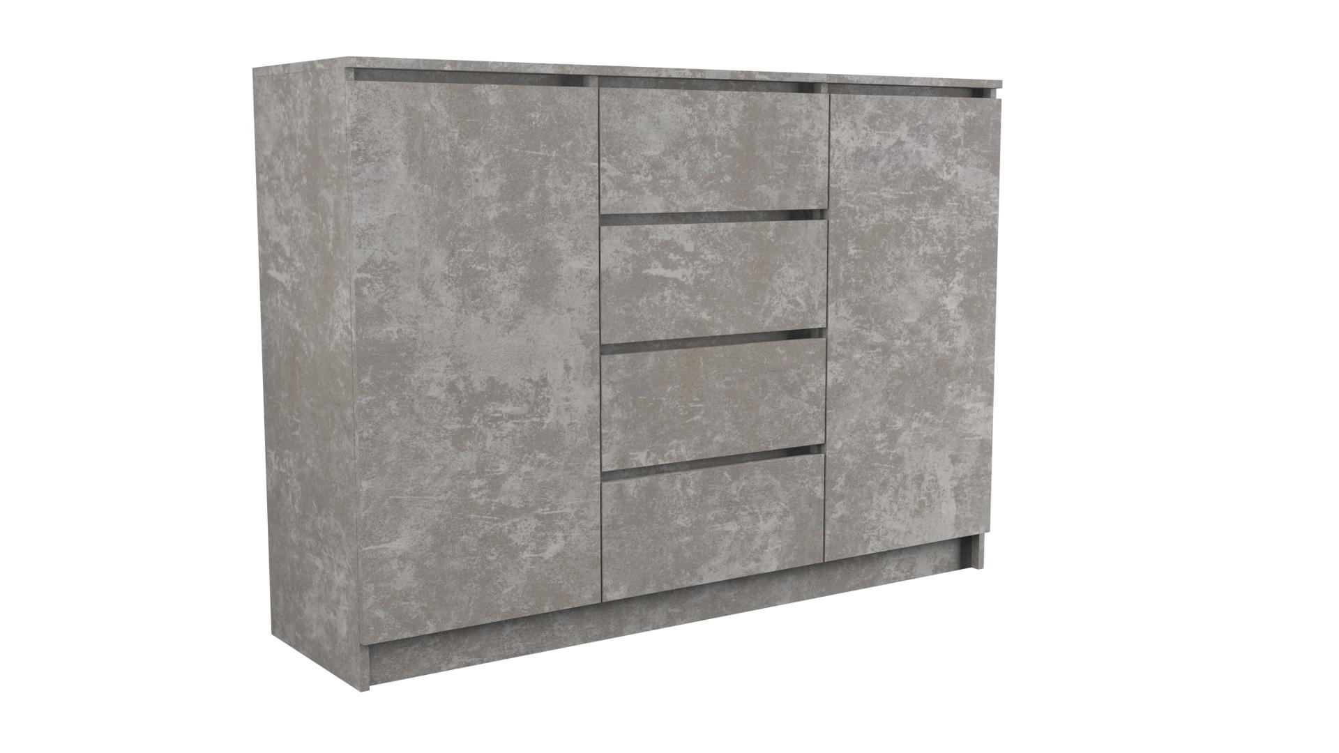 Komoda Aramis (beton)
