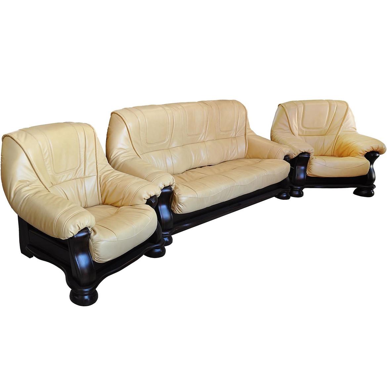 Komplet wypoczynkowy Wenecja 3R11 Antique Ivor 22-66