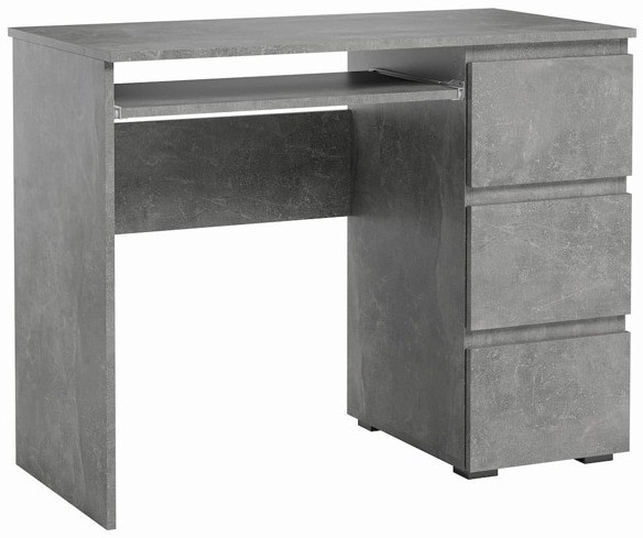 Biurko Krister mini (beton)