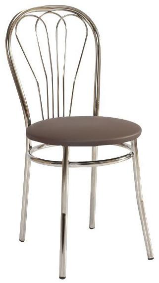 Krzesło Ania (brązowy)