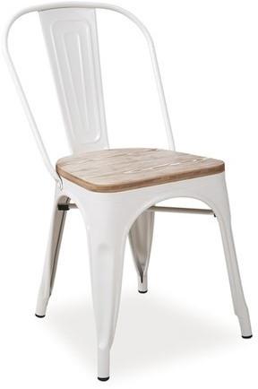 Krzesło Spider 3 (orzech/biały)