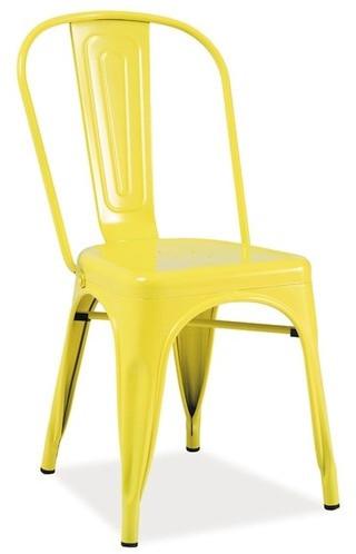 Krzesło Spider (żółty)