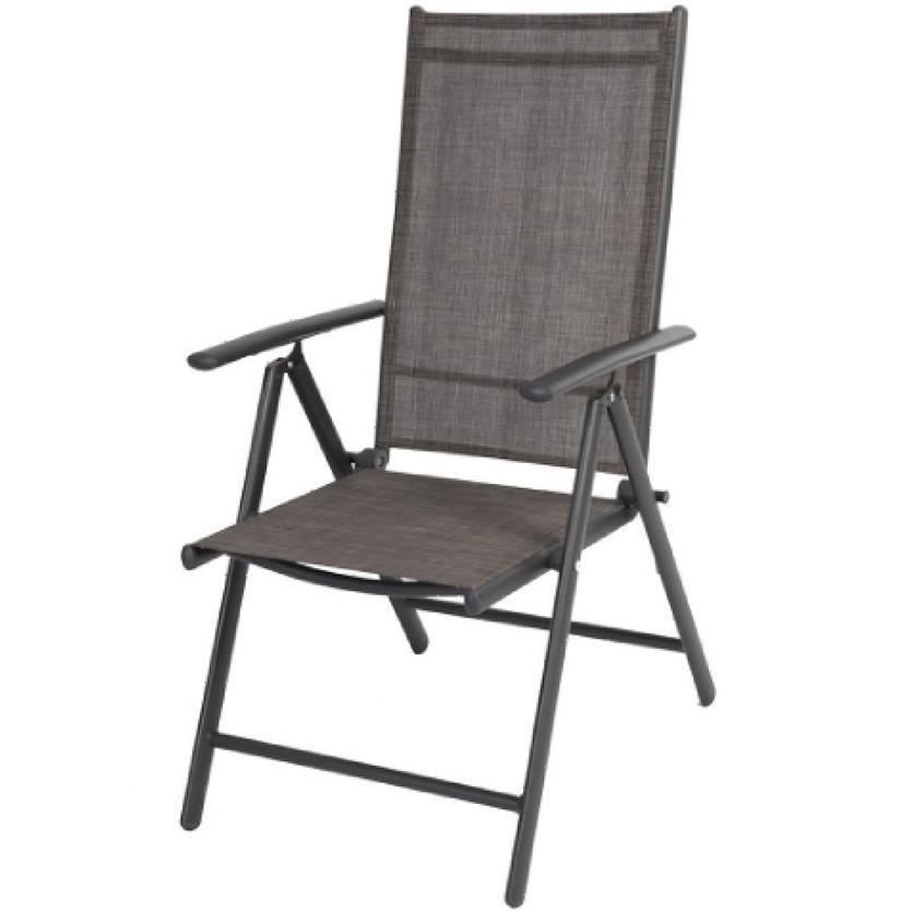 Krzesło 7-pozycyjne BNS-100029HB czarne