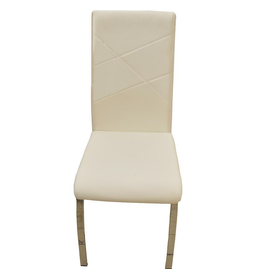 Krzesło Komfort białe TC_1224
