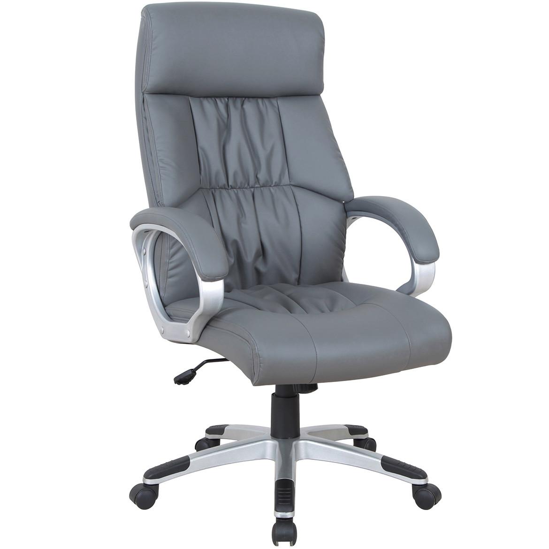 Krzesło obrotowe CX075 szare