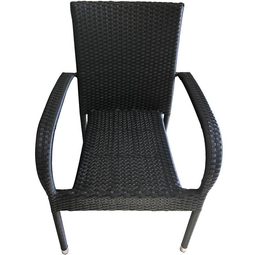 Krzesło technorattan Haidi