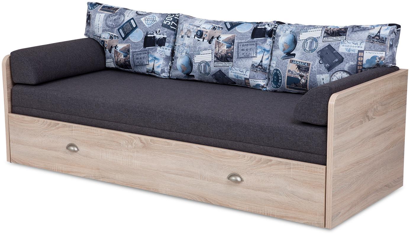 łóżka Młodzieżowe Wygodne I Praktyczne Abra Meble