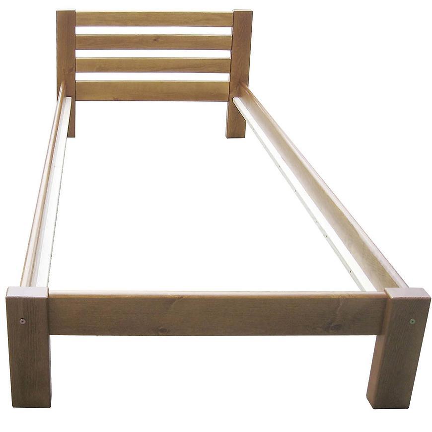 Łóżko Adek 90x200 sosna bez stelaża