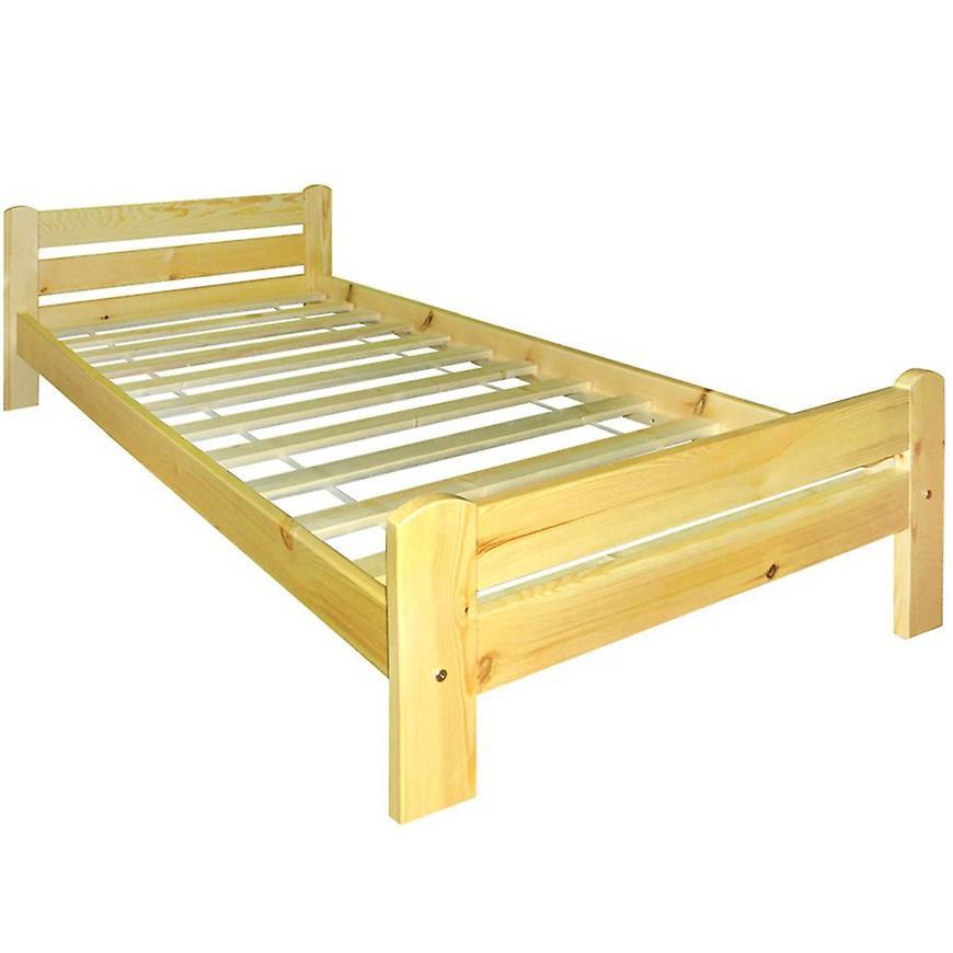 Łóżko Dorota 90x200 sosna bez stelaża
