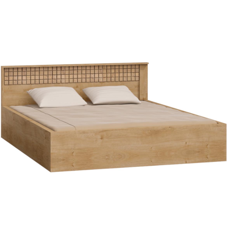 Łóżko Natural N-17 160+ podnośnik bez materaca kratka RI