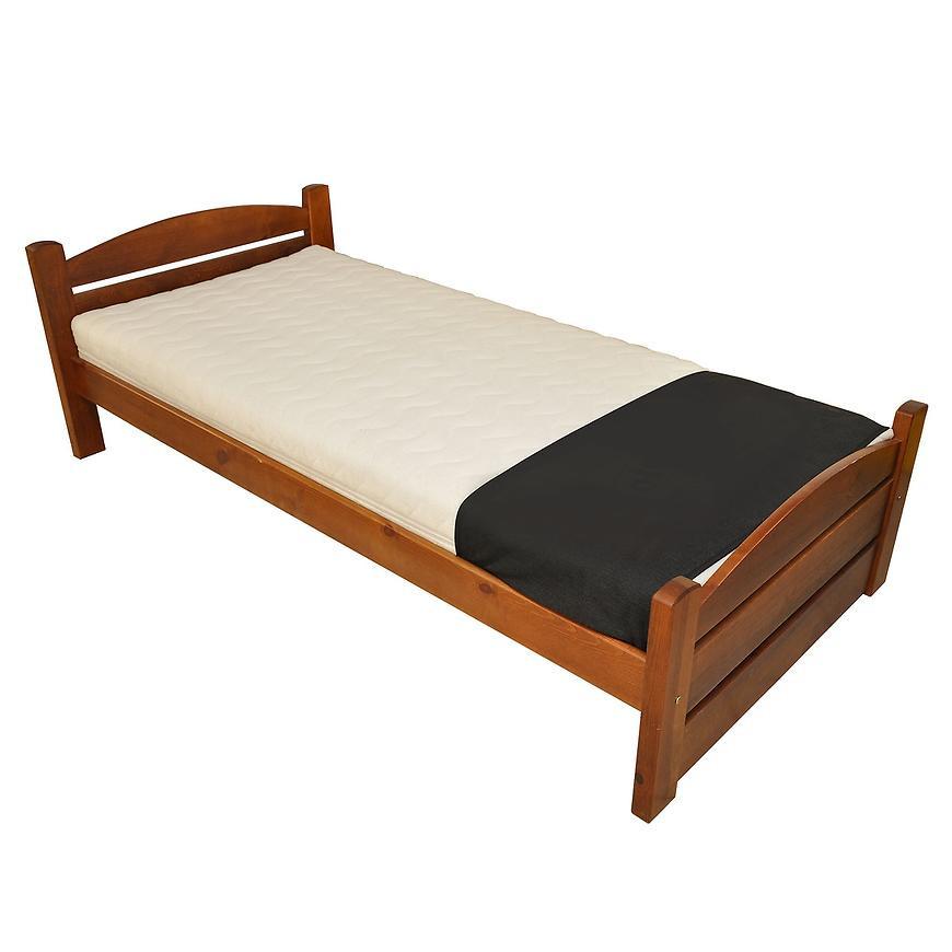 Łóżko T 90 brąz