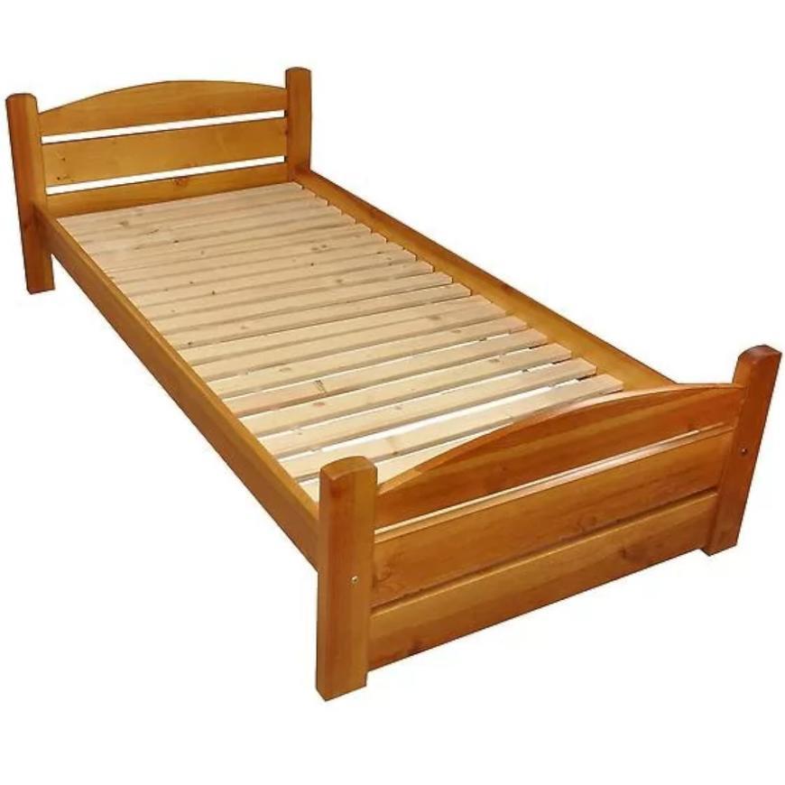 Łóżko T 90 dąb