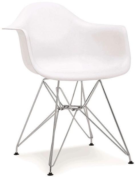 Krzesło Luna (biały)