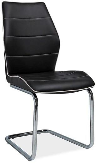 Krzesło Luxor (czarny)