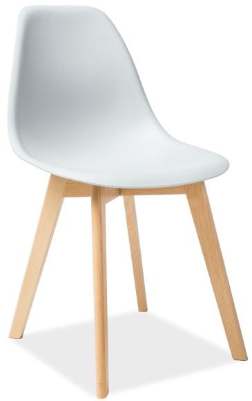 Krzesło Maciek (jasny szary)
