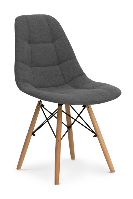 Krzesło Maja (ciemny szary)