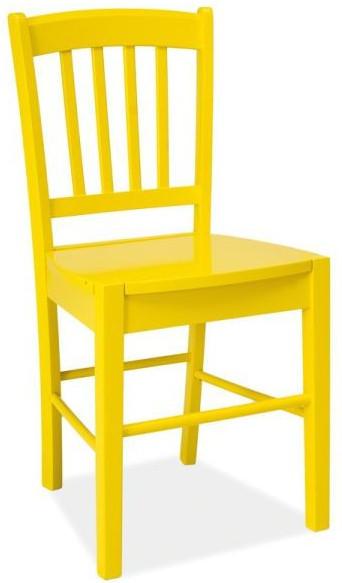 Krzesło Frania (żółty)