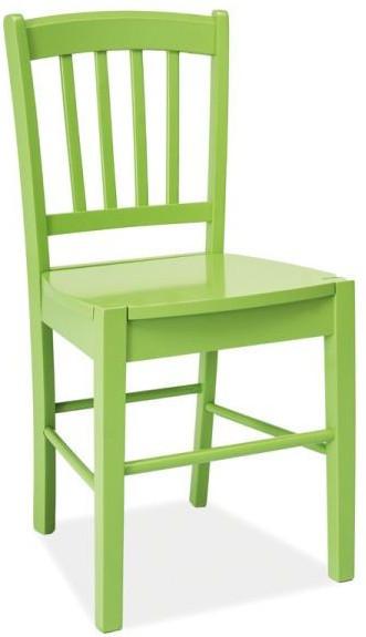 Krzesło Frania (zielony)