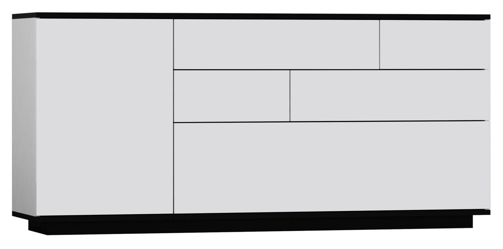 Komoda Cassey (biały mat)