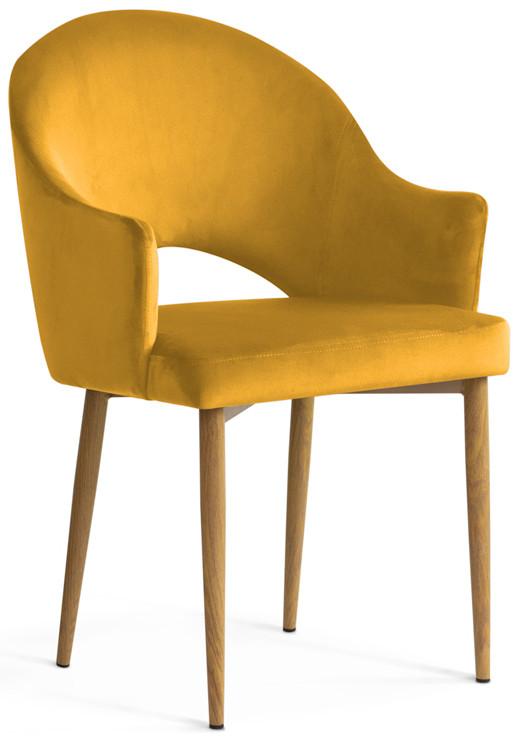 Krzesło Miriam (miodowy/dąb)