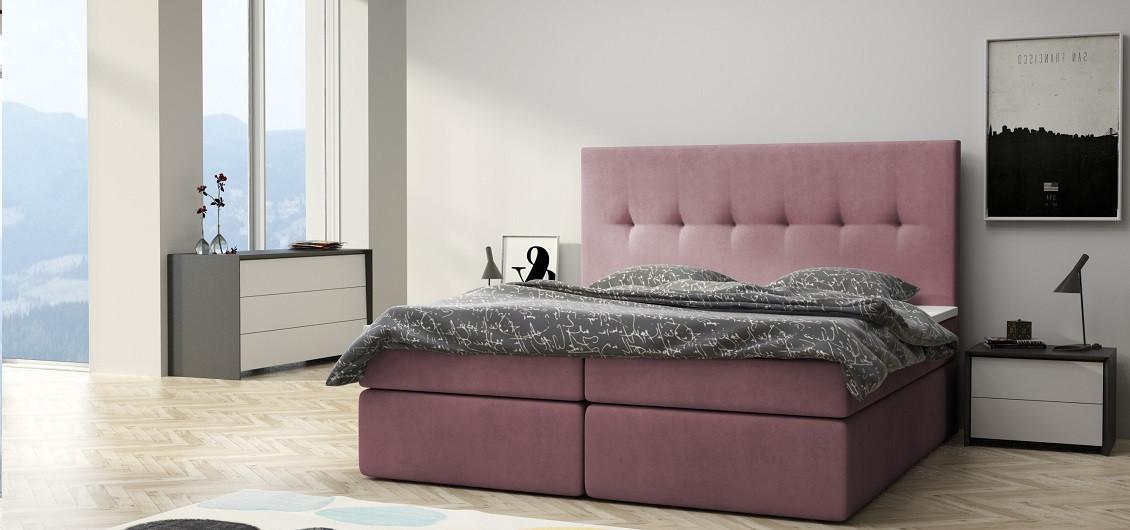Łóżko Nancy 160