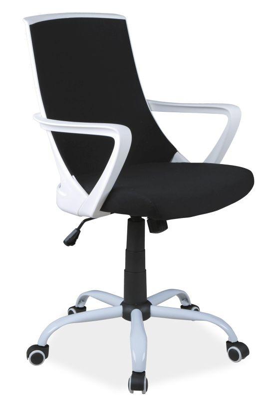 Fotel obrotowy Olaf (czarny)