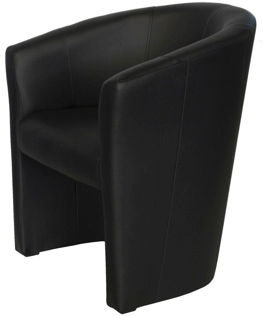 Fotel Piccolo (czarny)