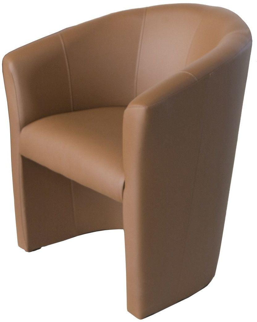 Fotel Piccolo (czekoladowy)