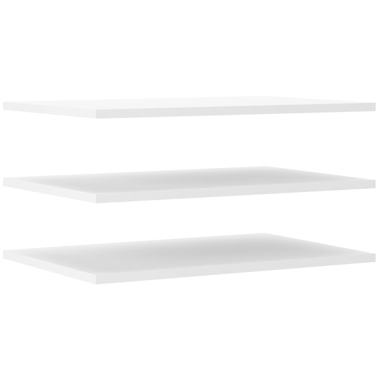 Półka Trend 3szt P 62,5  białe
