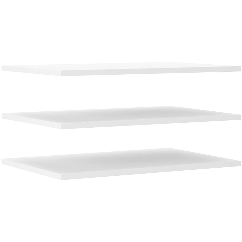 Półka Trend 3szt P 72,5 biały
