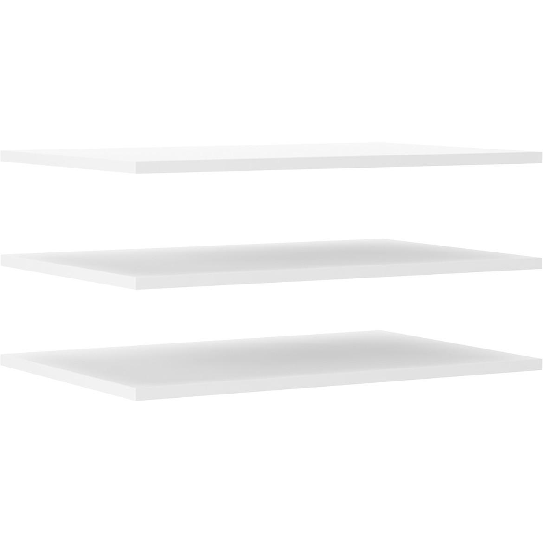 Półka Trend 3szt P 82,5 biały
