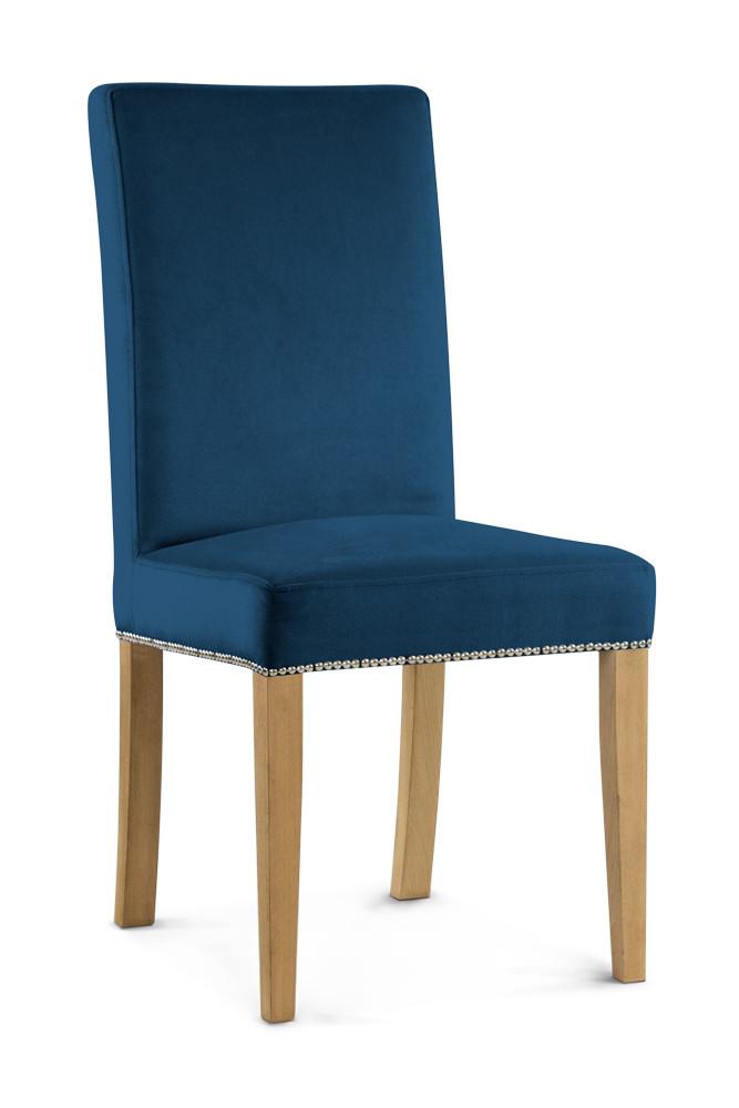 Krzesło Poul 2 (granatowy)