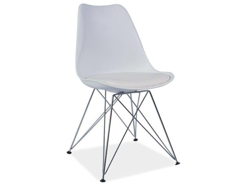 Krzesło Reksio (biały)