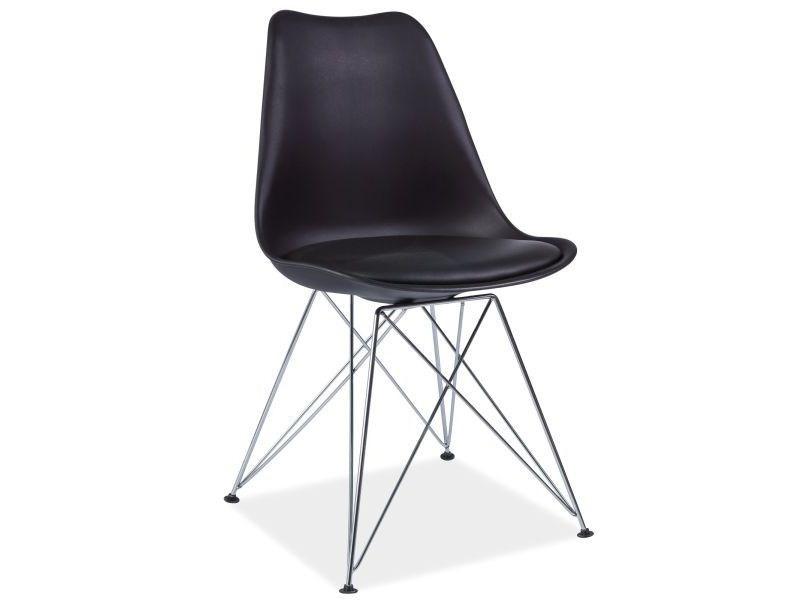 Krzesło Reksio (czarny)