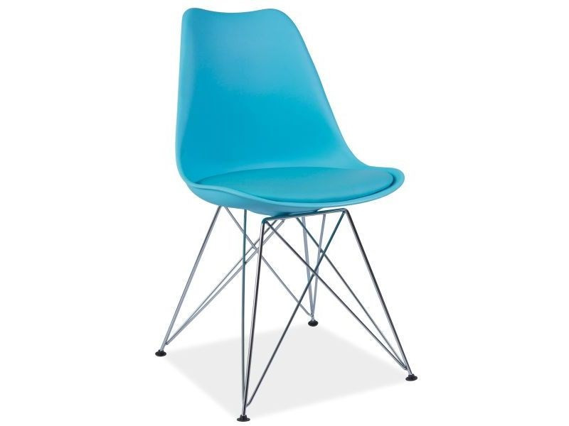 Krzesło Reksio (niebieski)