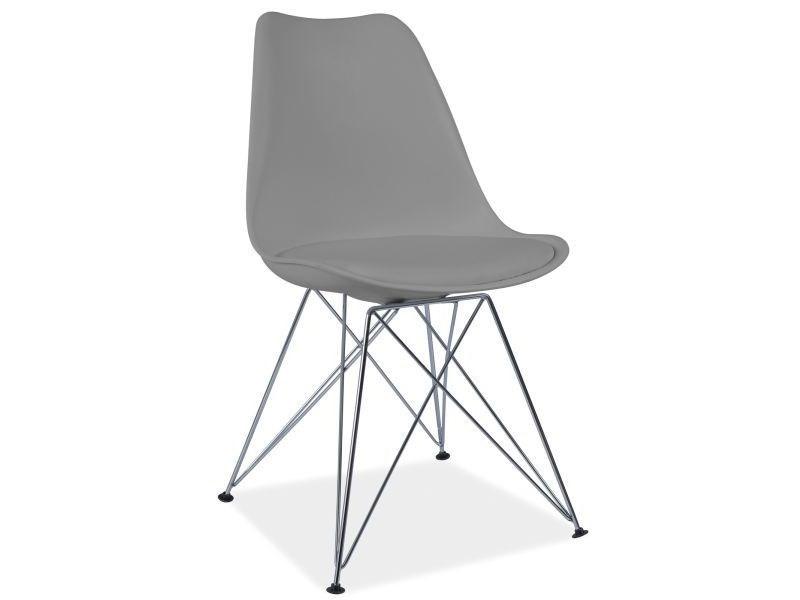 Krzesło Reksio (szary)