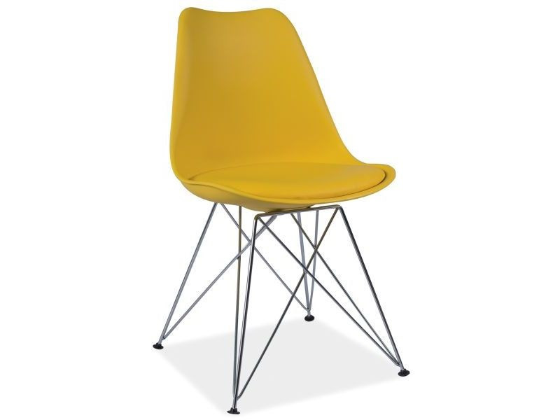 Krzesło Reksio (żółty)
