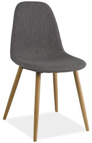 Krzesło Rumcajs (szary)