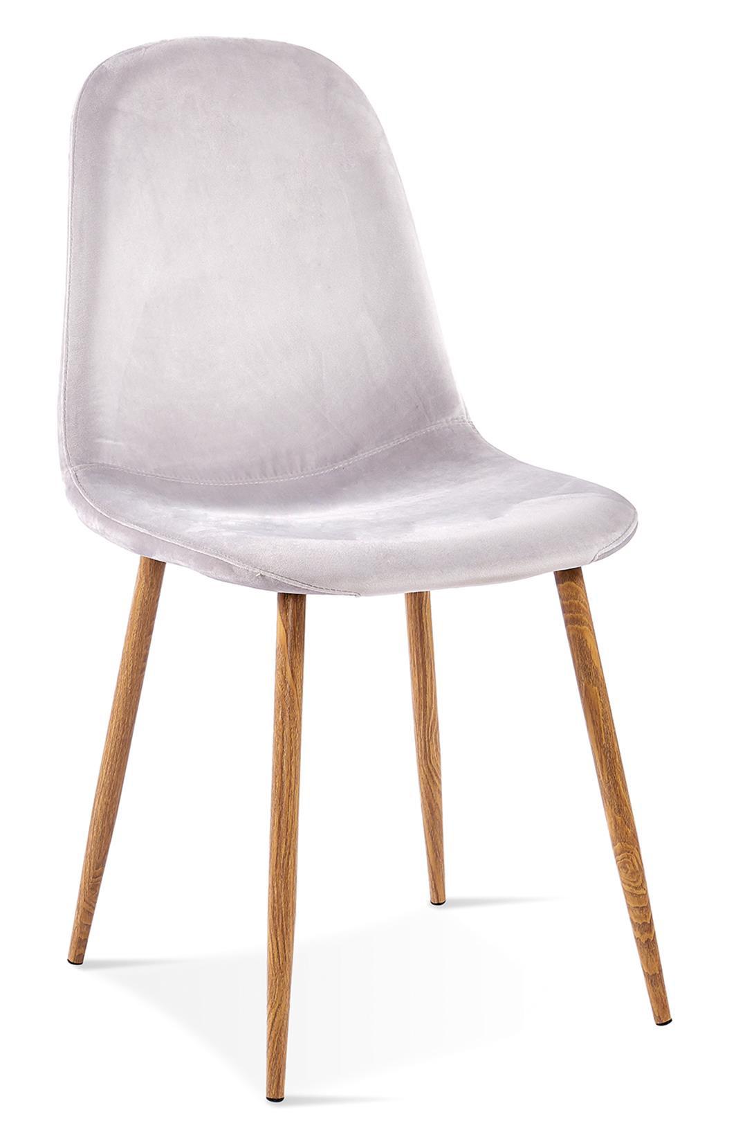 Krzesło Albert 2 (jasny szary)